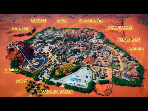 WESTERN WORLD EXTENDED - Planet Coaster