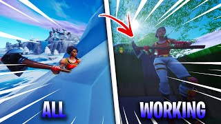 *NEW* ALL WORKING SEASON 8 FORTNITE GLITCHES - INVISIBLE/UNDERMAP/SLIDE GLITCH/ SHOOT THROUGH WALL
