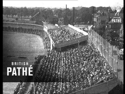 First Test Match (1934)