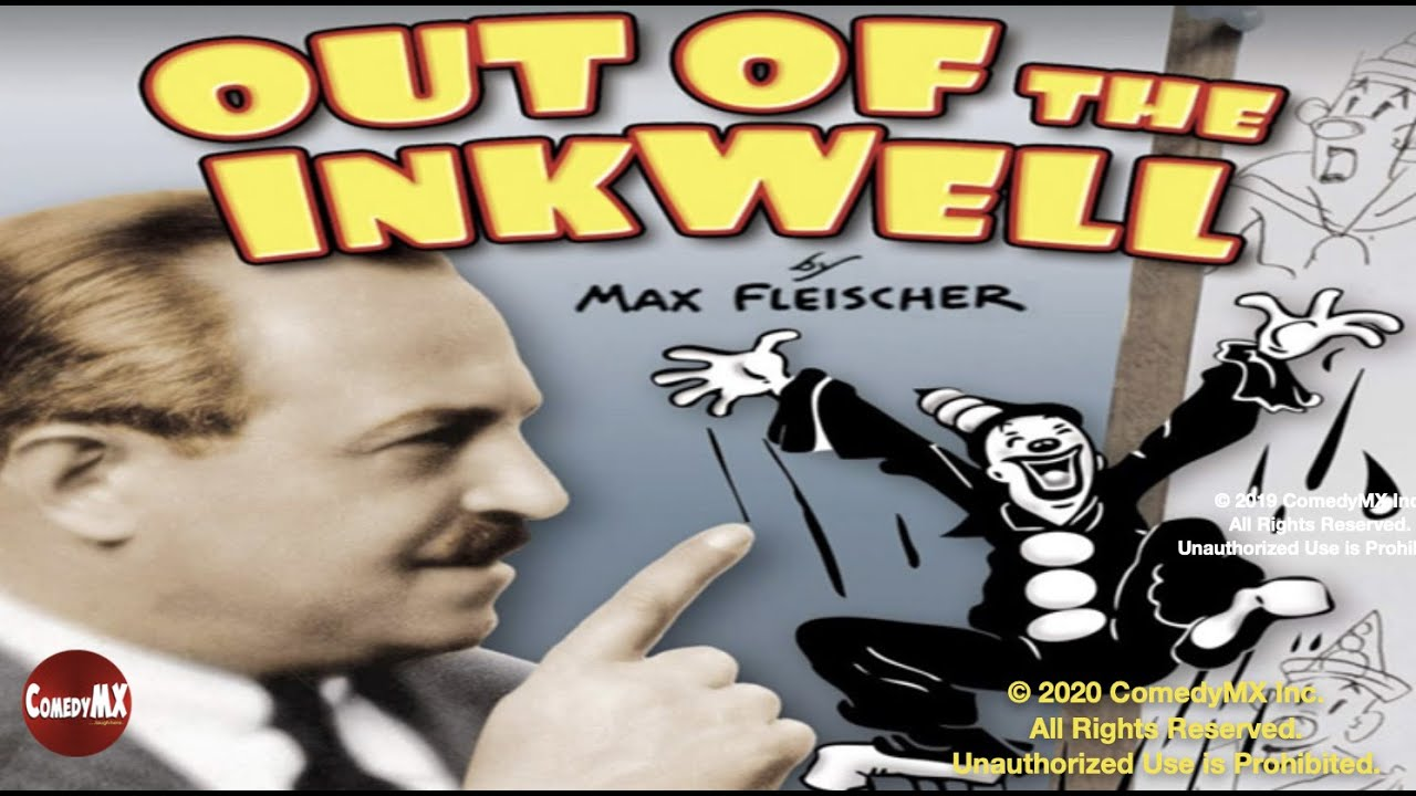 Download OUT OF THE INKWELL: Invisable Ink (1921) (Remastered) (HD 1080p)   Dave Fleischer