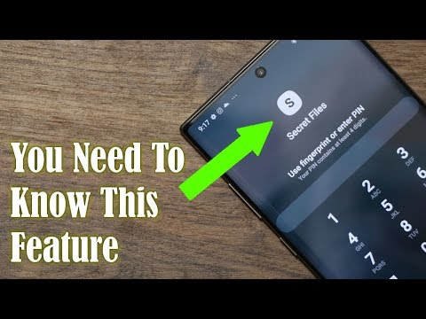 Galaxy Note 10 Plus Start Using This Feature Now