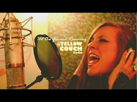 """""""Hit the Ground Running"""" - Tarra Layne (@Yellow Couch Studio)"""