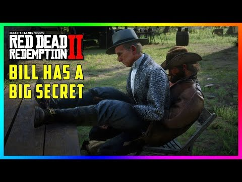 Bill Williamson Has A Big SECRET That Almost Nobody Knows About In Red Dead Redemption 2! (RDR2) thumbnail