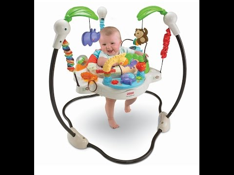 Review: Fisher-Price Luv U Zoo Jumperoo