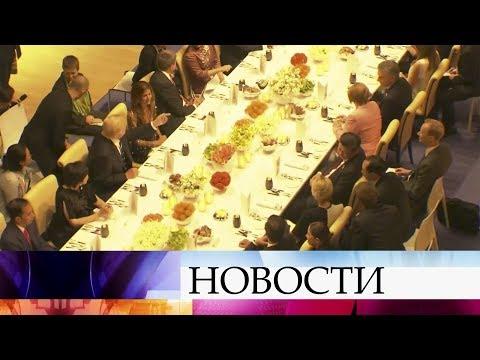 Американские СМИ поспешили сообщить о«тайной встрече» Дональда Трампа сВладимиром Путиным.