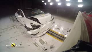 [2.58 MB] Euro NCAP Crash Test of Tesla Model 3 2019