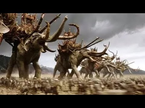 Haradrim Vs Rohan - Le Seigneur des anneaux : Le Retour du roi