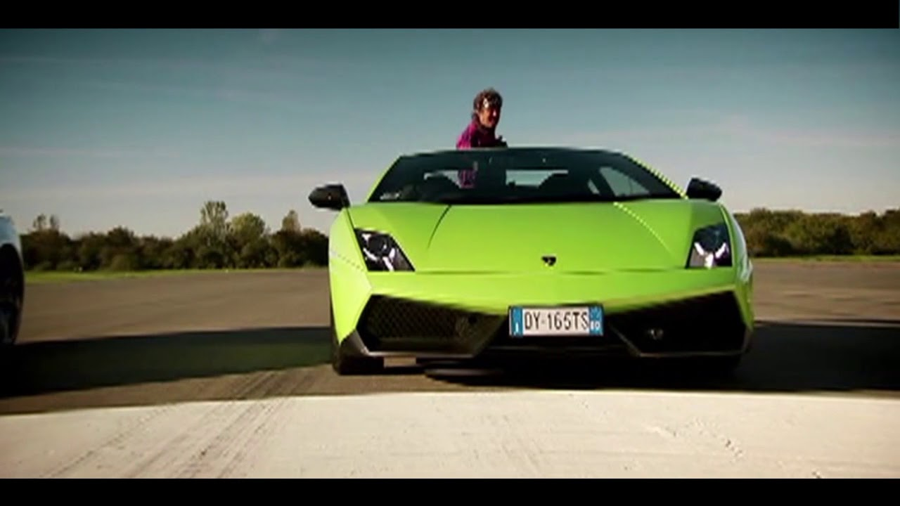 Lexus LFA Vs Lamborghini Gallardo Test Drive By James May Top Gear Series