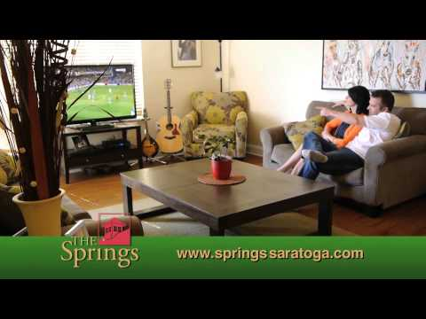 Rent an Apartment Near Downtown Saratoga | Apartments for Rent at The Springs