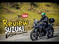 SUZUKI VSTROM 250, REVIEW FINAL // MotoriandoTV
