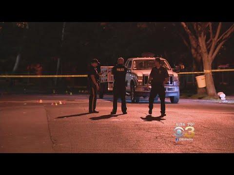Trenton Police Searching For Gunmen On Dirtbikes