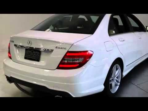 2014 mercedes-benz c-class c300 4matic sport - youtube