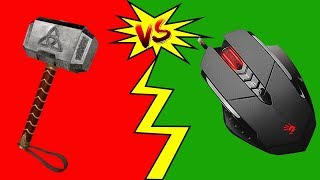 Experiment Hammer VS mouse  Press Amazing Power