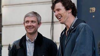 Скачать Benedict Cumberbatch Martin Freeman Take Me To Your Best Friends House