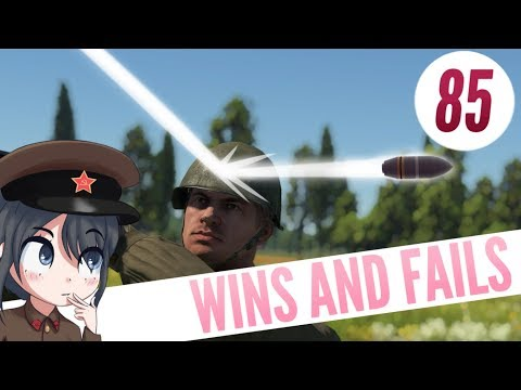 War Thunder: Wins 'n' Fails 85