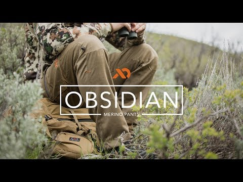 Obsidian Merino Pants | First Lite