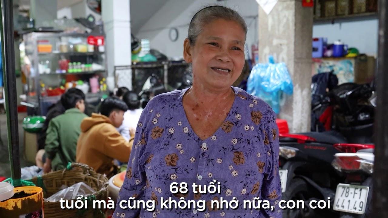 """Lạ đời CACAO ĐÁ CHẤM BÁNH MÌ """"đặc sản"""" có một không hai - tuổi đời hơn 20 năm ở Sài Gòn"""