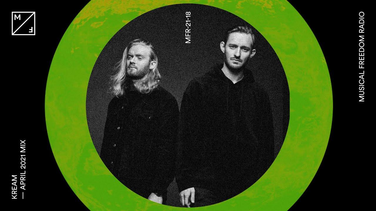 KREAM mixing new John Summit, Dom Dolla, Chris Lake, BYOR (Musical Freedom Radio April)