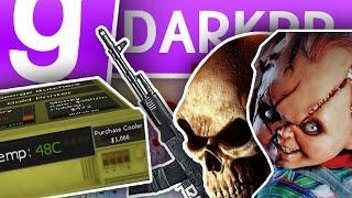 SERIE DARKRP #14 | UN ENFANT BIZARRE... QUI PRINTE ! | GARRY'S MOD RP DETENTE DELIRE | GANG9STAR