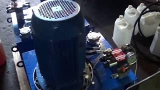 Гидростанция для пресса 7,5 кВт(, 2016-06-15T14:18:10.000Z)