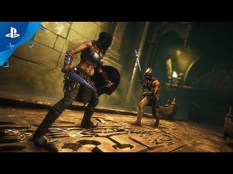 Conan Exiles - Launch Trailer | PS4