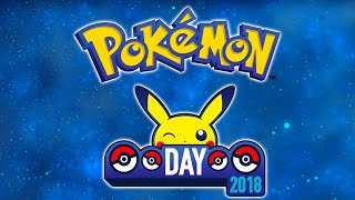 Pokemon GO - Pokemon Day 2018 Trailer