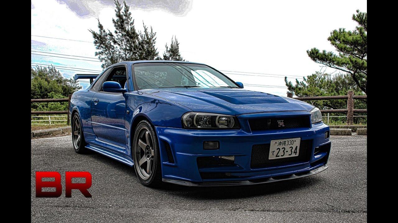 1999 Nissan Skyline Gt R R34 V Spec I Review 640hp King Godzilla