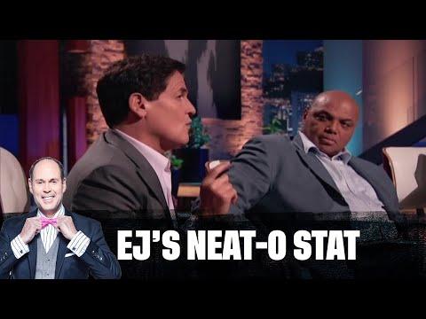 Chuck Joins Shark Tank | EJ Neat-O Stat