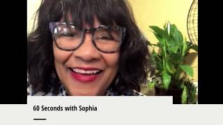 60 Seconds with Sophia: Never Say This To A Customer