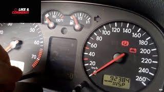 VW Golf 4 Oil Service INSP Reset 1997 to 2004 - VW Golf 4 Service zurückstellen