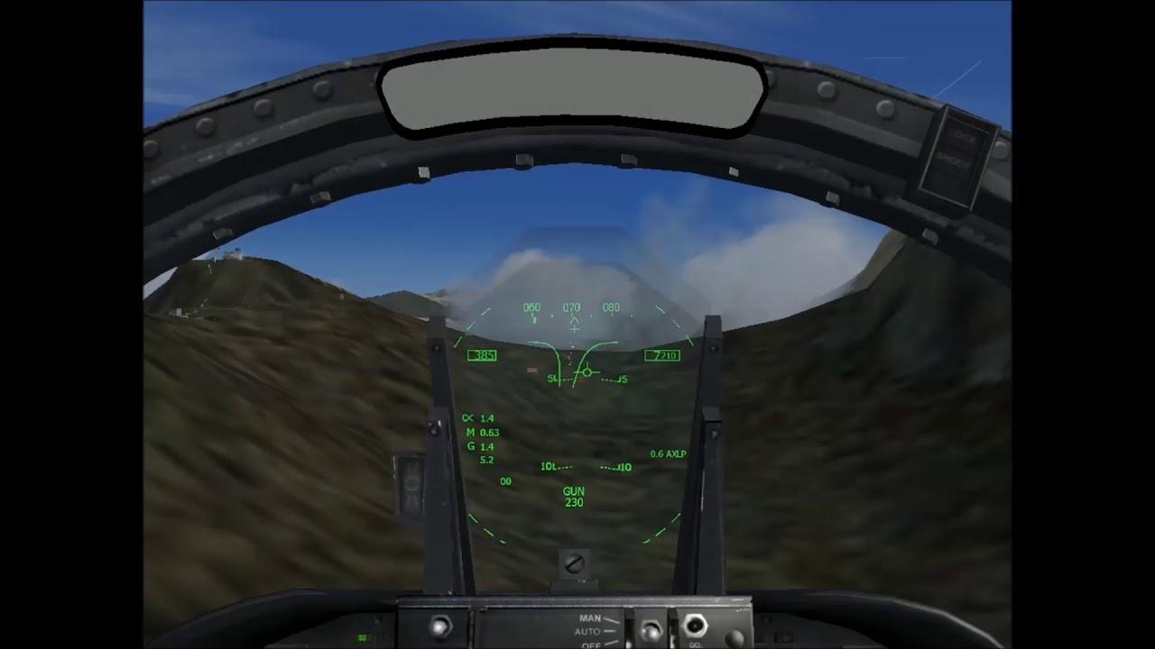 Axalp (F 18C Hornet FSX Acceleration) – Bitacora de vuelo