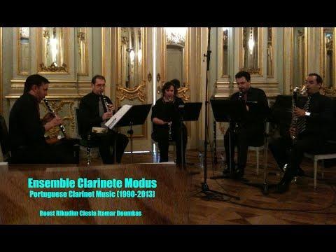 Ensemble Clarinete Modus Roost Rikudim Ciesla Itamar Doumkas