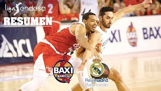 BAXI Manresa - Real Madrid (78-83) RESUMEN // Jornada 17 Liga Endesa