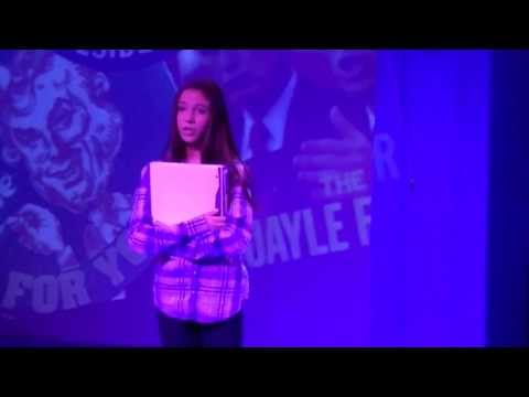 What it Means to be a Friend: 13 Musical , Nicole Rampanelli (Patrice)