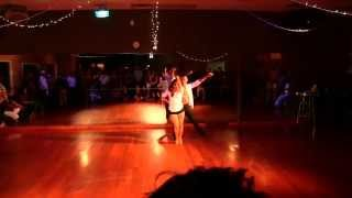 Bachata Show by Frida and Julio