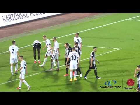 Partizan Rad Goals And Highlights