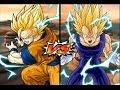 FAMILIA DE GOKU VS FAMILIA DE VEGETA Dragon Ball Z Budokai Tenkaichi 3 mp3