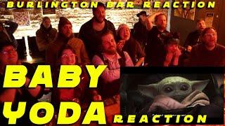 Baby Yoda Reactions