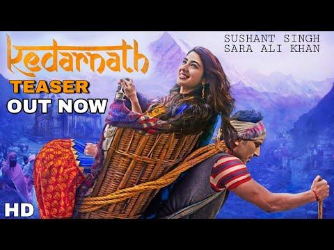 Kedarnath Teaser | Sushant Singh Rajput | Sara ali Khan | Abhishek Kapoor | Kedarnath Teaser out