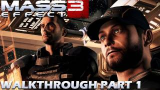 Mass Effect 3 Walkthrough Part 1 (Demo)