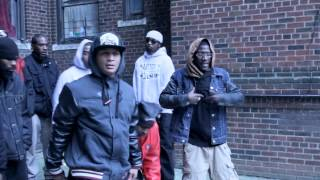 P. Novakane - Street Runners Ft. Hood Hefna, Von the Cool Crook, Tino the Big Sleez & Bernmack
