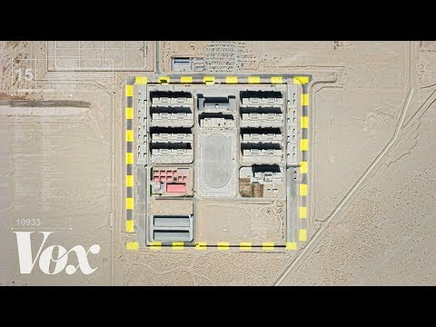 China's secret internment camps