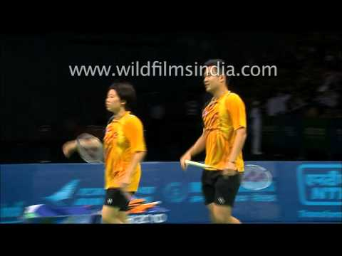 Malaysia v/s England - Mix Doubles Badminton Match : Commonwealth Games