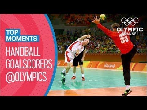 Top Handball Goalscorers At The Olympics | Top Moments