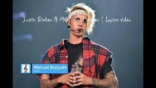 Major Lazer - Cold Water | ft Justin Bieber & MØ | Lyrics video