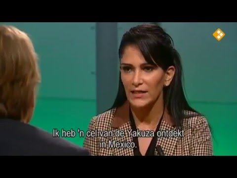 Interview with Lydia Cacho on sextrafficking, prostitution, feminism