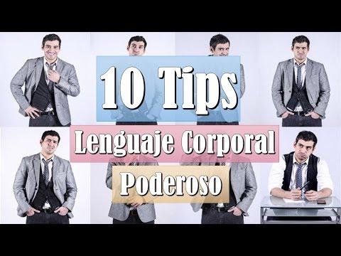 10 Tips Para Un Lenguaje Corporal Poderoso