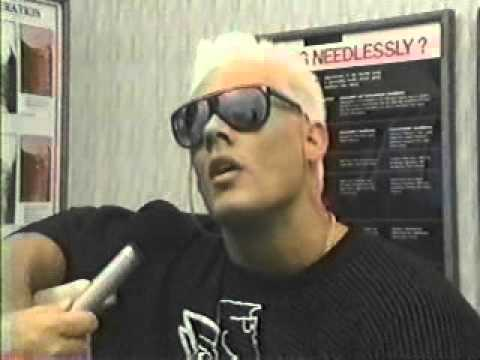 SN 2/17/90- Sting Interview