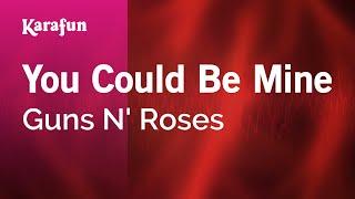 Karaoke You Could Be Mine - Guns N' Roses *