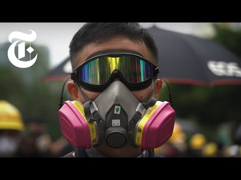 How China Is Framing the Hong Kong Protests | NYT News
